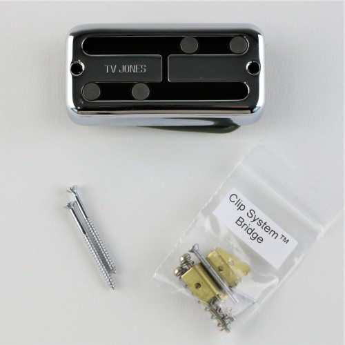 ALLPARTS LOCKING ROLLER TUNE-O-MATIC GOLD