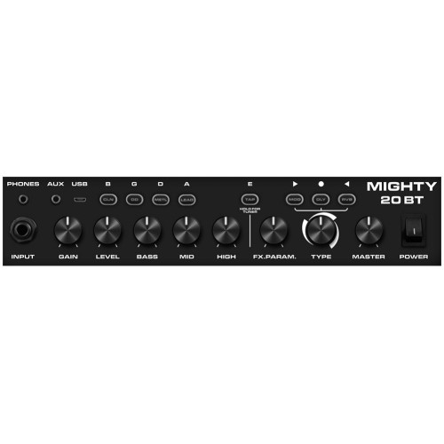 GOTOH FGR-2 BLOCCACORDE BLACK