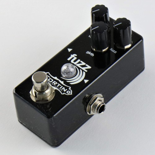 TONEPROS T1Z LOCKING TAILPIECE METRIC THREADS CHROME