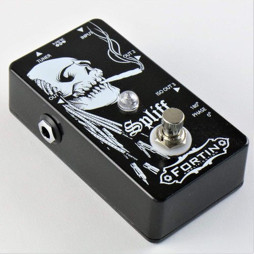 TONEPROS T1Z LOCKING TAILPIECE METRIC THREADS GOLD