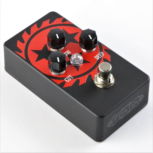 TONEPROS T1ZS LOCKING TAILPIECE US THREADS CHROME