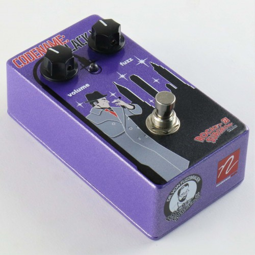GODLYKE BLUE POWER-ALL RIGHT ANGLE PHONE PLUG JUMPER CABLE