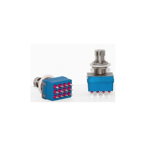 BARE KNUCKLE BLACKGUARD FLAT 50 TELE SET NICKEL