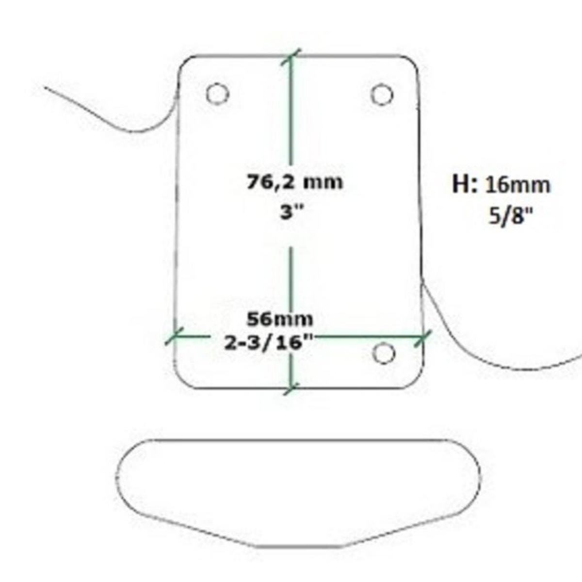 Schaller 3d 4 Corde - Gold
