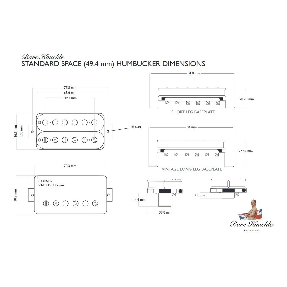 Ghs Boomers Elettrica .0095/.044