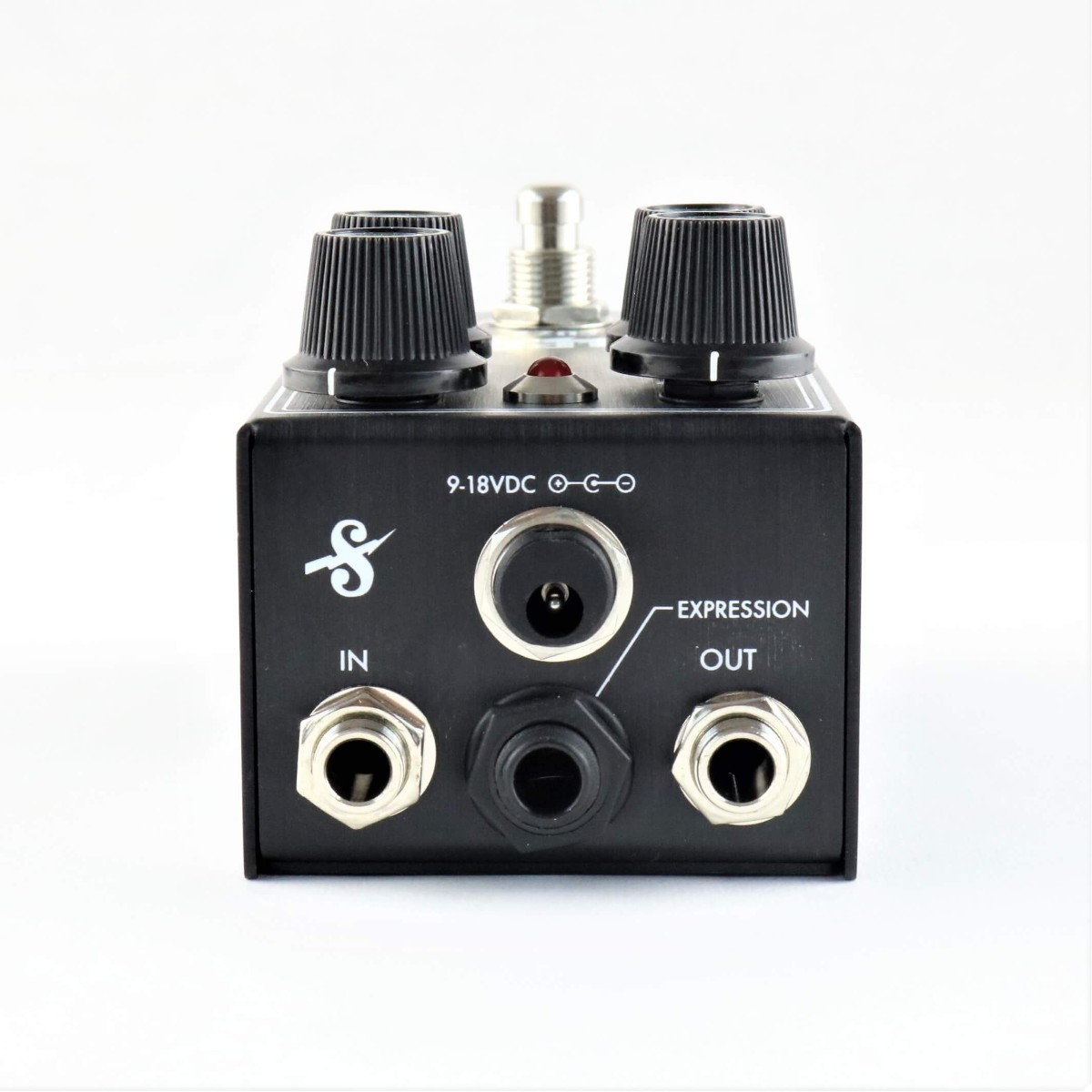 Cover Strat Single Coil Plastic Chrome
