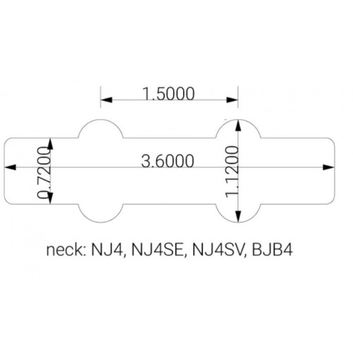 PEDALTRAIN NANO PLUS SOFT CASE