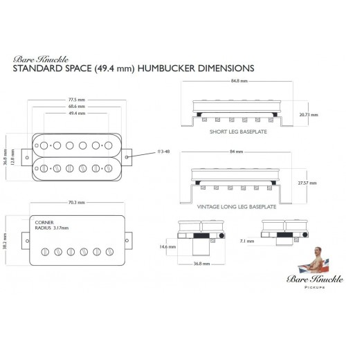 DOT ABALONE 6 mm SET/12