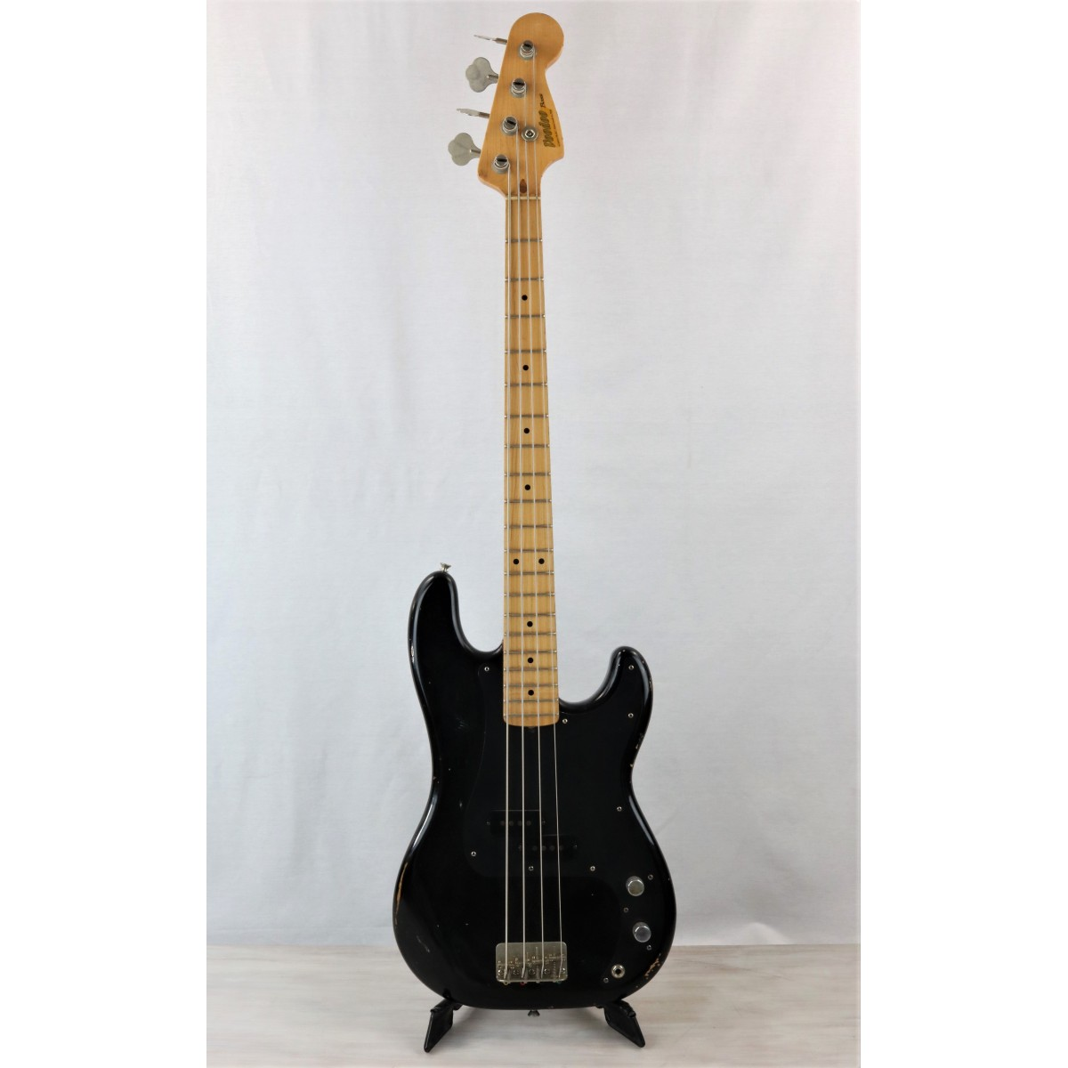 Allparts Big Head Strato Maple 21t Da Verniciare