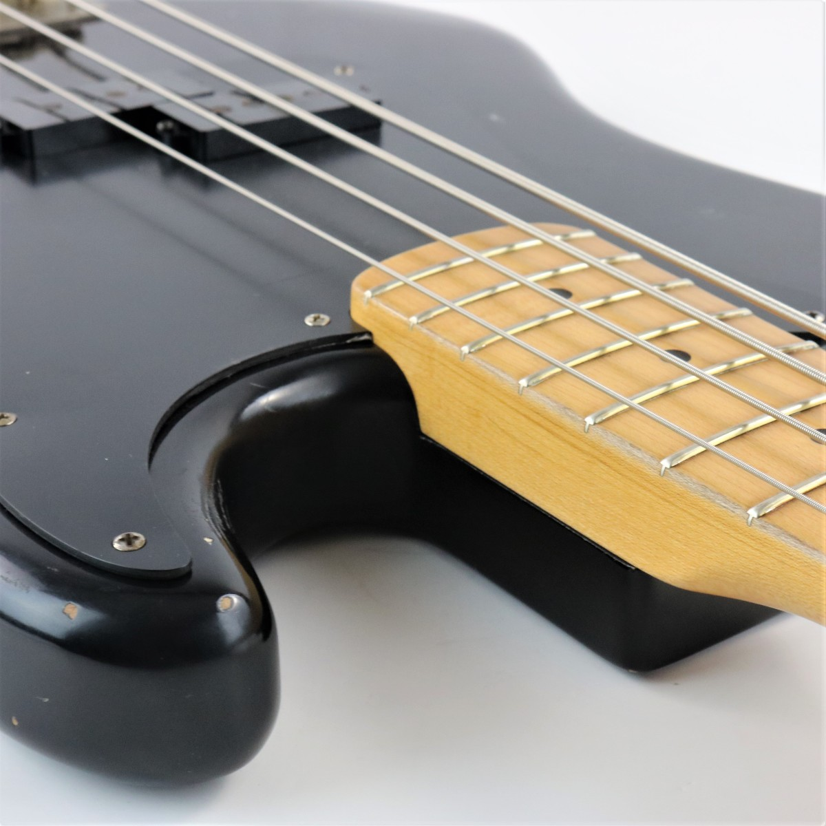 Allparts Big Head Strato Maple 21t Verniciato