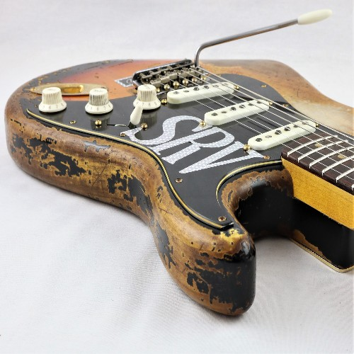 COVER JAZZ BASS PU - BRIDGE WHITE