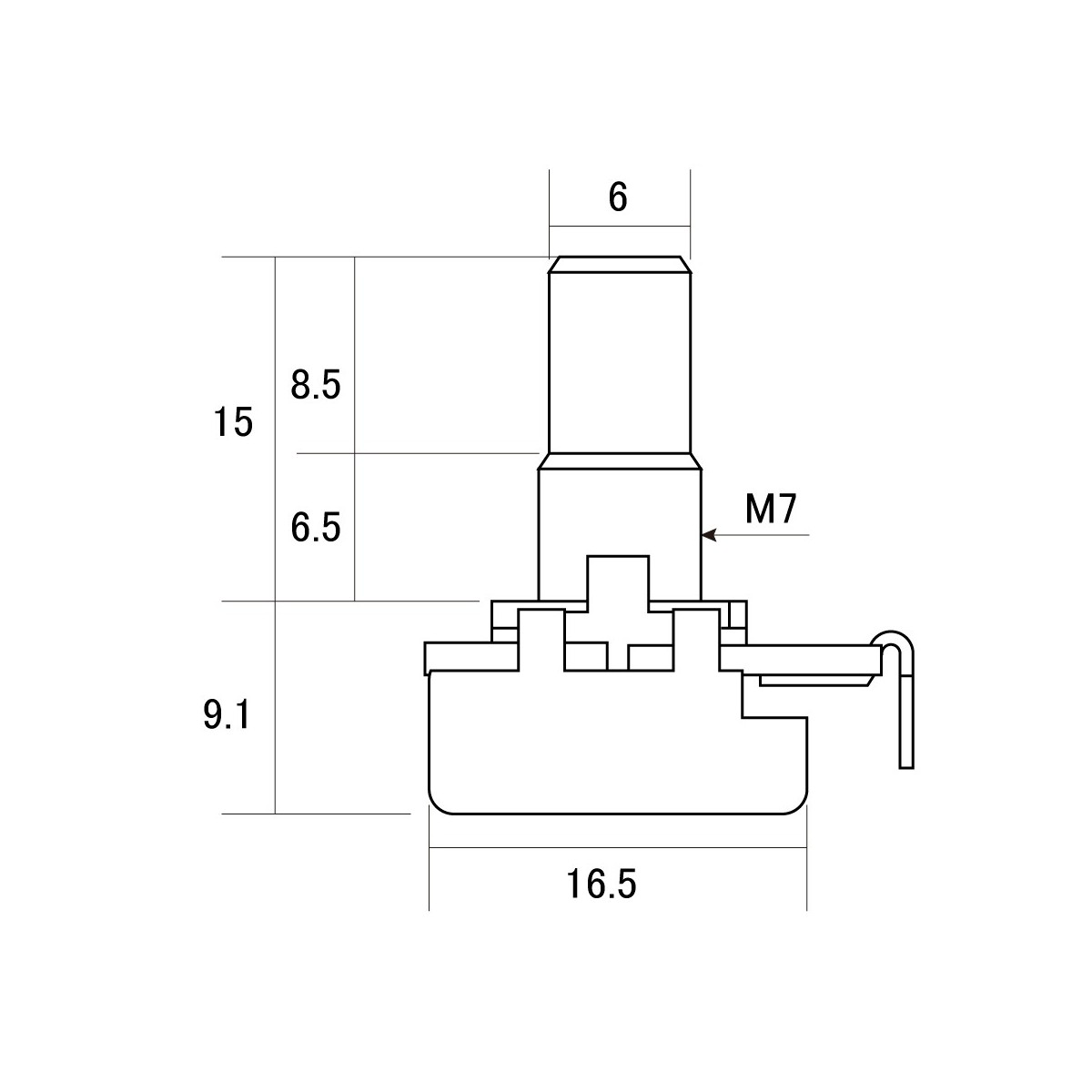 Earthquaker Gray Channel