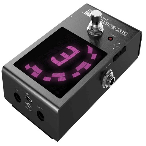 COVER TELE NECK PU - CHROME