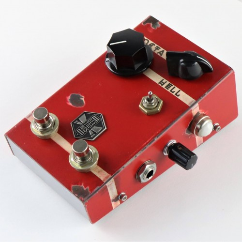 TREMOLO 2 PERNI CHROME