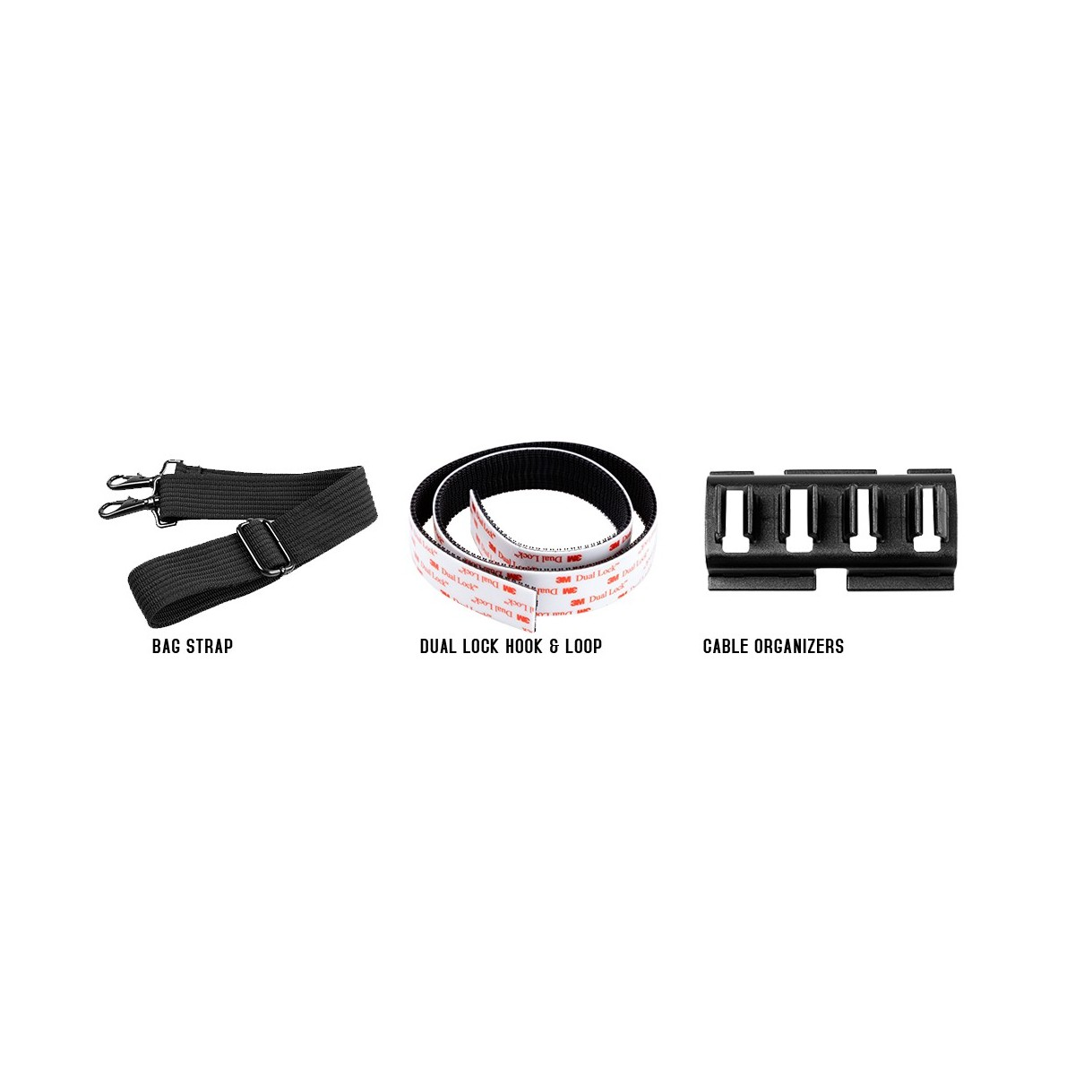 Diego By Kluson Twin Blade For Tele Bridge Black